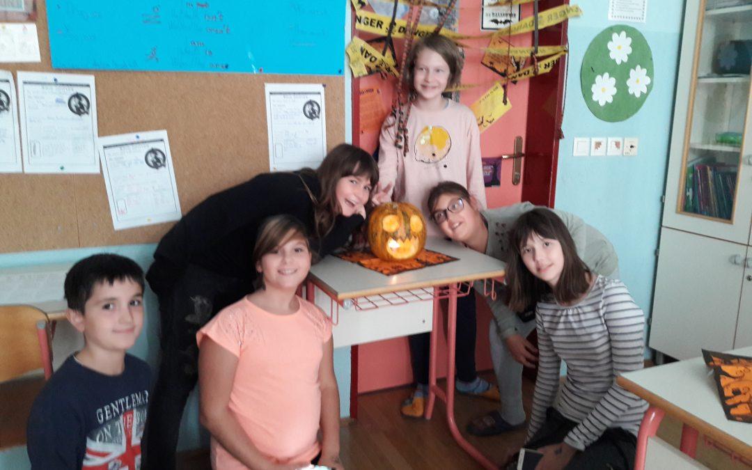 Delavnica Halloween