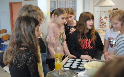 Pečenje muffinov