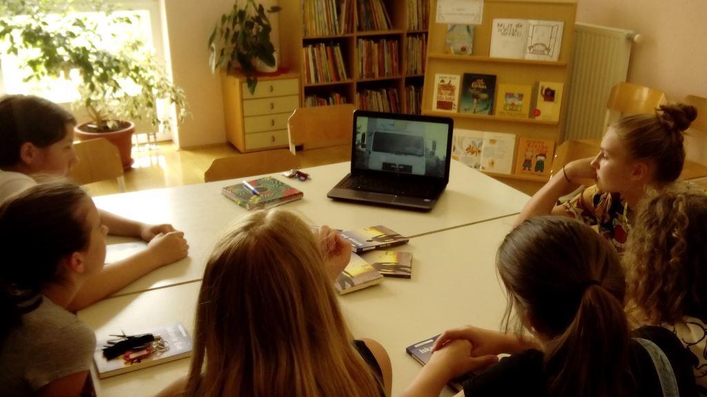 Projekt Medgeneracijsko branje