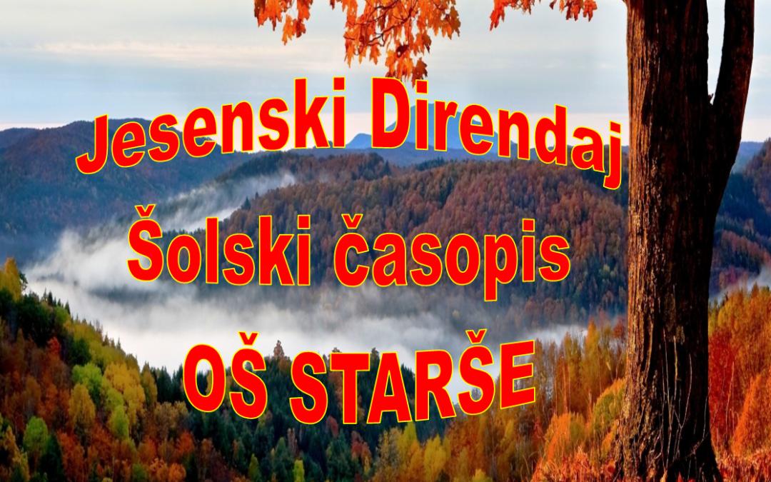 Jesenski Direndaj 2019